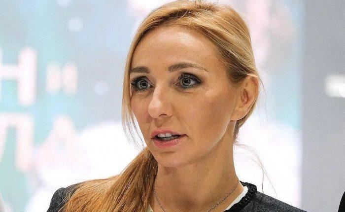 Жена пресс-секретаря президента Татьяна Навка учредила новую фирму
