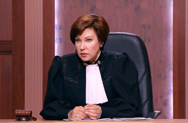Ведущая передачи «Час суда» осуждена по делу о мошенничестве