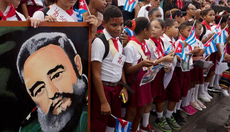 Россия накормит кубинских школьников за 5 миллионов долларов