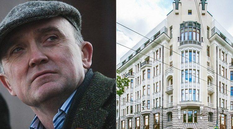 Беглый экс-губернатор Дубровский купил квартиру рядом с неофициальной тёщей Путина – Любовью Кабаевой. ФОТО