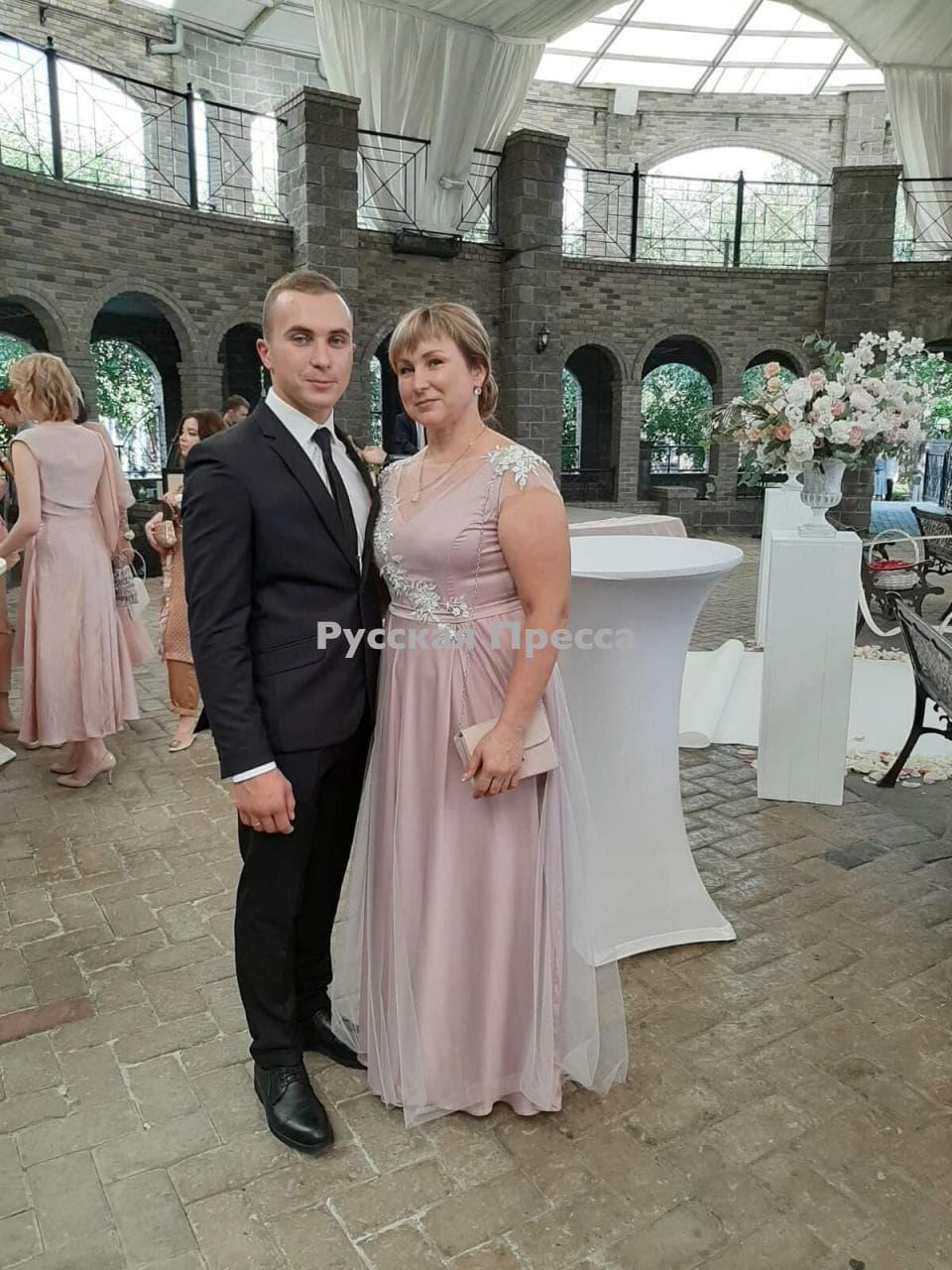 Конев Владислав с матерью Витой Василенко (Коневой)