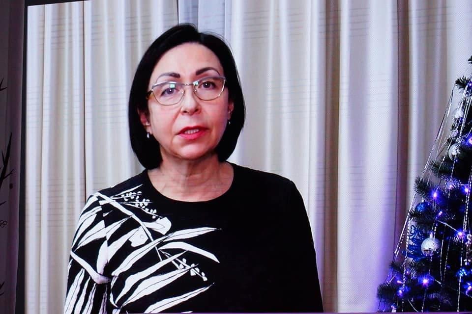 Глава Челябинска Ирина Котова записала видеообращение к детишкам в честь Нового года