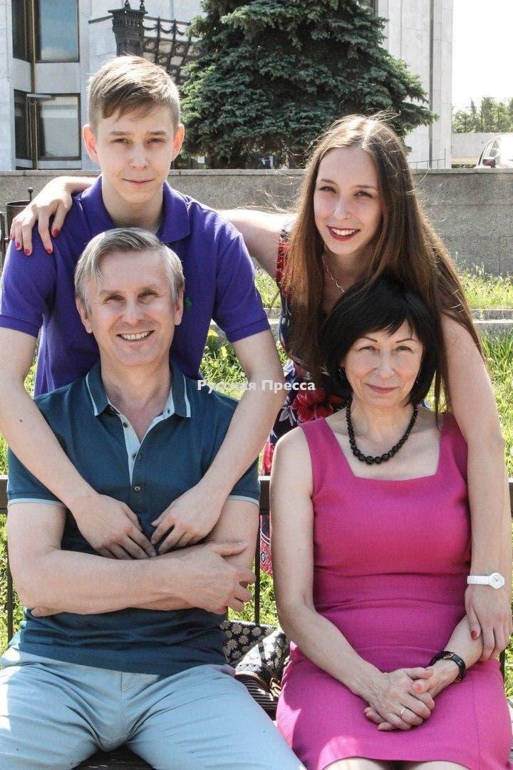 Семья главы Челябинска Натальи Котовой