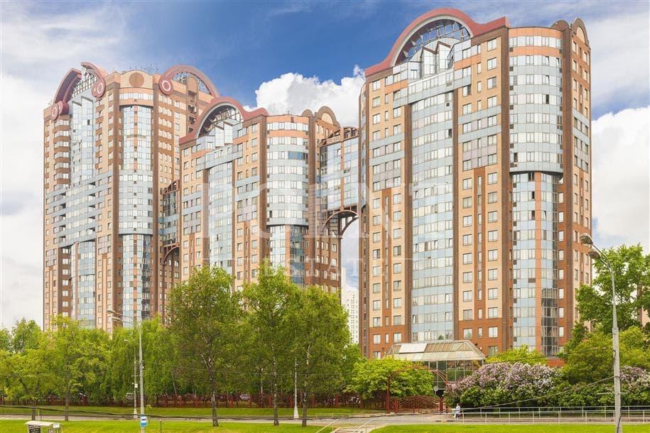 ЖК «Кунцево», где находится квартира губернатора Магаданского края Сергея Носова