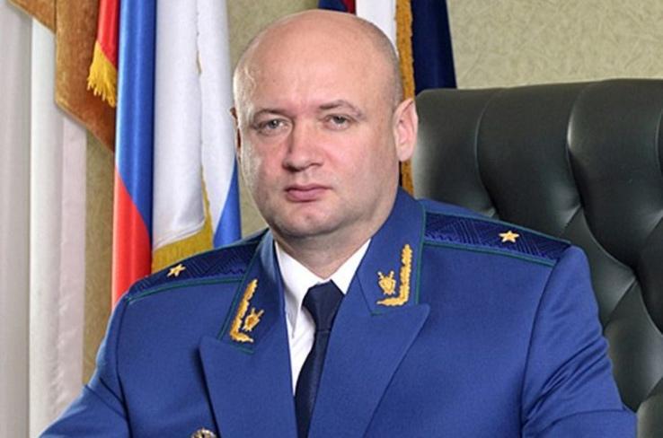 Экс-прокурор Курской области Александр Филимонов