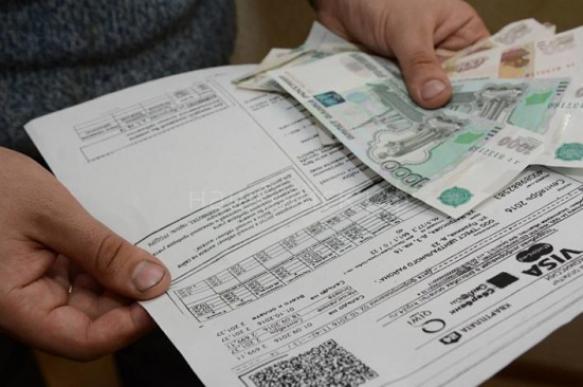 Власти могут продлить до весны мораторий на штрафы за просрочку оплаты услуг ЖКХ