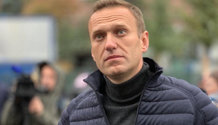 Прокуратура Германии допросила Навального по запросу российских властей