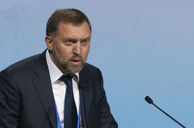 Олигарх Дерипаска призвал приравнять к измене Родине «провоцирование» санкций против России