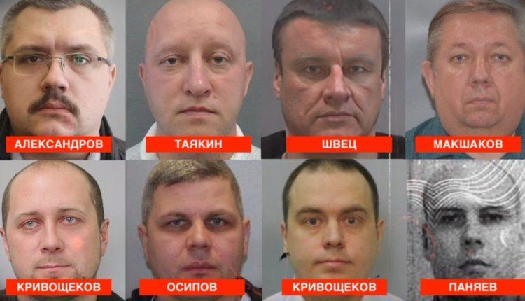 Навальный раскрыл имена сотрудников ФСБ, которые его отравили. ВИДЕО