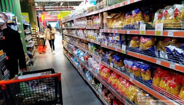 Власти не станут замораживать цены на еду в Сибири, на Дальнем Востоке и Крайнем Севере
