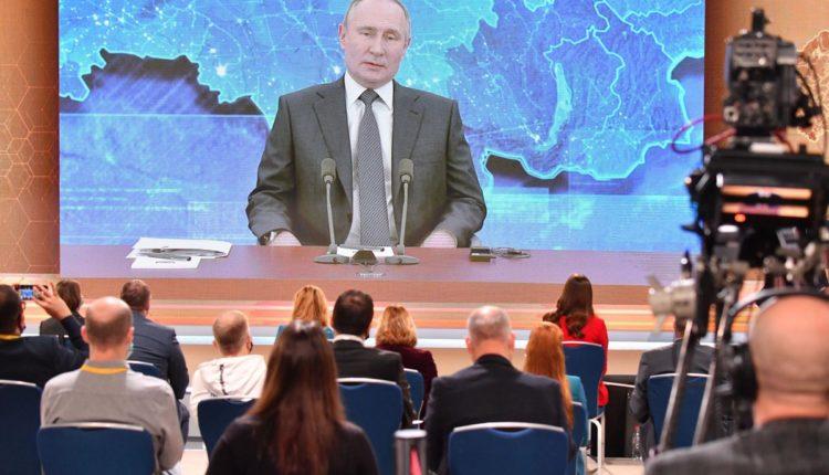 Путин назвал расследование об обогащении своего бывшего зятя заказом США