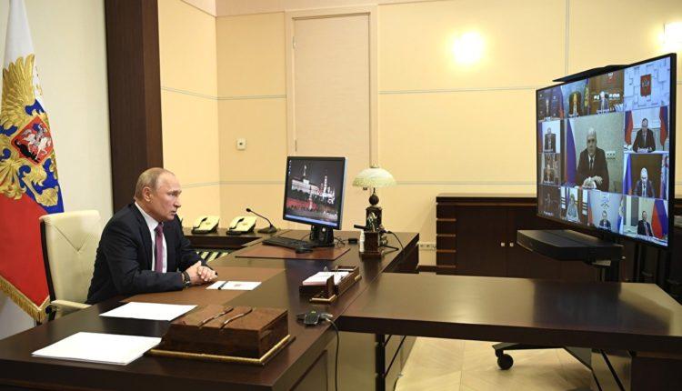 «Это компоненты информационной кампании». В Кремле заявили, что у Путина нет двух одинаковых кабинетов в Москве и Сочи