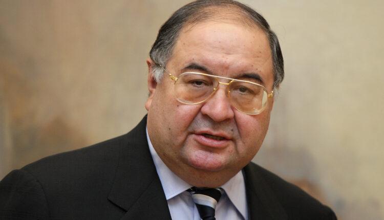 Самолет Усманова сменил номинального владельца