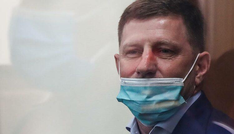 Фургал заявил об отсутствии у следствия доказательств его вины