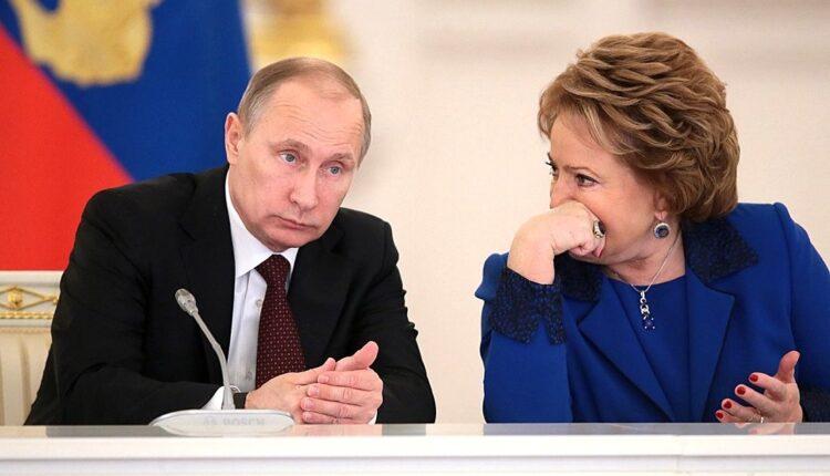 Путин может посетить «внеурочное» пятничное заседание Совета Федерации
