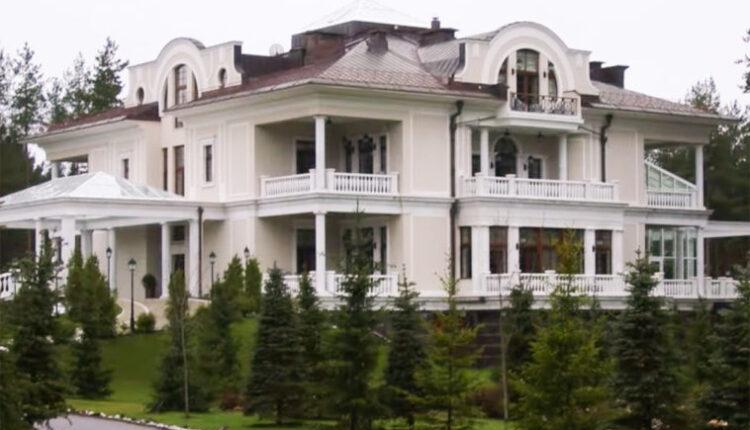 У Владимира Путина обнаружили еще один секретный дворец на Валдае. ВИДЕО