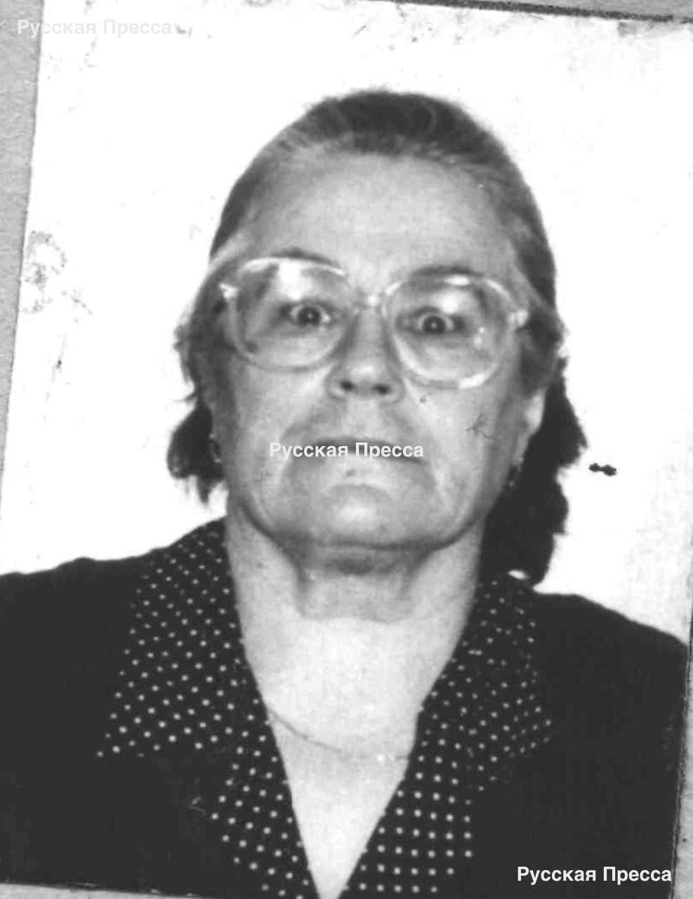 Валентина Гаттарова