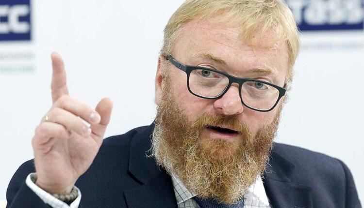 Коллекторы пожаловались Бастрыкину на депутата Милонова, назвавшего их «нелюдями», «сволочами», «паразитами» и «гаденышами»