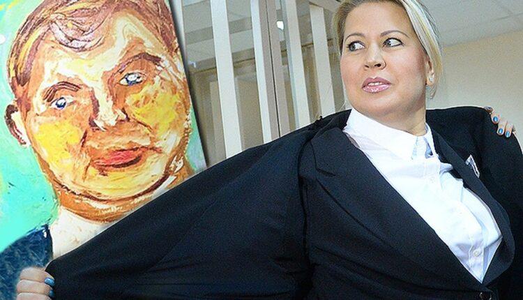 Бывшая фигурантка дела «Оборонсервиса» Евгения Васильева потратила 150 тысяч долларов на построение карьеры художницы